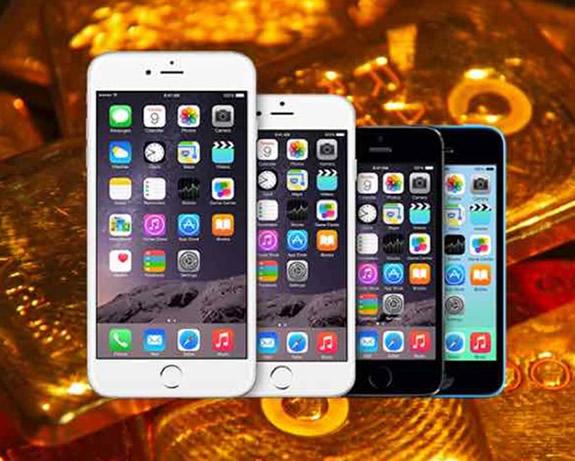 Assistência Técnica Apple em SP - Iphone Reciclagem de Ouro